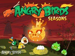 Angry Birds Seasons 'Year of the Dragon' ya disponible