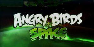 Angry Birds Space anunciado por un astronauta de la NASA desde el espacio