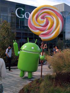 Anunciado Android v5.0 Lollipop con Material Design UI