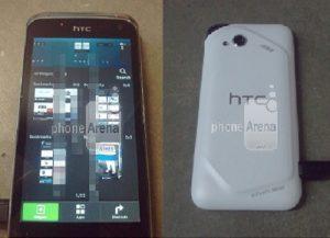 Aparece el misterioso teléfono inteligente HTC con Android ICS
