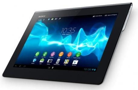 Aparecen más imágenes de Sony 'Xperia Tablet'
