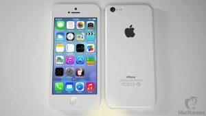 Aparecen renders del concepto de iPhone de Apple de bajo costo