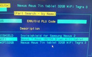 Aparecen versiones de 32 GB de Samsung Nexus 2 y Nexus 7 en el inventario de Carphone Warehouse
