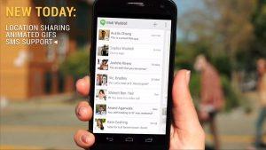 Aplicación Google Hangouts actualizada con soporte para SMS y video HD