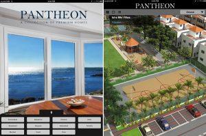 Aplicación Pantheon para iPad lanzada por Sulekha, propiedades de búsqueda de valor Rs.1 crore y superior