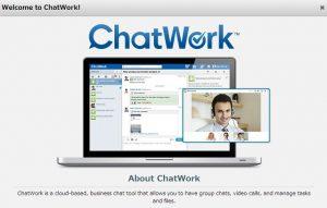 Aplicación de comunicación Chatwork Business: gestione su equipo fácilmente