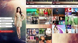Aplicación móvil Sunny Leone lanzada oficialmente en Android, iOS y Windows Phone