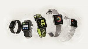 Apple Watch Series 2 anunciado con características como GPS integrado, resistencia al agua y más