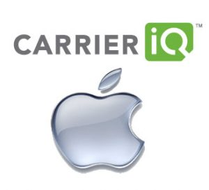 Apple aclara su posición sobre CarrierIQ y su uso en dispositivos iOS