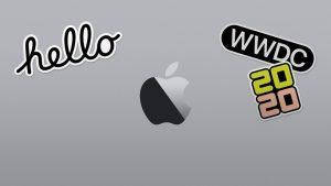 Apple adopta el formato en línea para la WWDC 2020 que tendrá lugar en junio