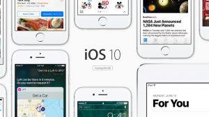 Apple anuncia iOS 10 en WWDC 2016;  Esto es lo que debes saber