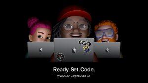 Apple anuncia la WWDC virtual 2020;  comenzará el 22 de junio