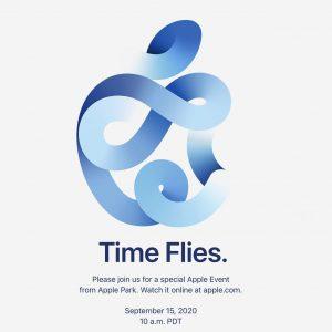 Apple confirma evento virtual para el 15 de septiembre;  se espera que lance Apple Watch y iPad