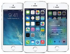 Apple lanzará iOS 7.0.3 la próxima semana;  ya sembrándolo internamente entre los empleados