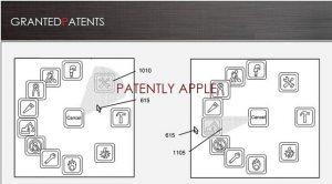 Apple gana 38 patentes que incluyen cifrado, menús radiales y más