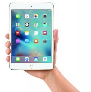 Apple iPad mini 4 con pantalla Retina de 7,9 pulgadas presentado