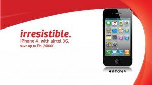 Apple iPhone 4 disponible mañana 27 de mayo en Airtel