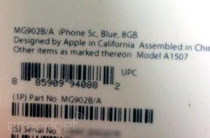 Apple iPhone 5C 8GB podría lanzarse a nivel mundial esta semana