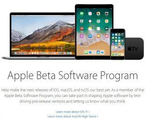 Apple lanza la primera versión beta pública de iOS 11