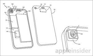 Apple obtuvo patentes para lentes de cámaras móviles intercambiables