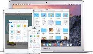 Apple presenta iCloud Drive para competir con Dropbox y Google Drive