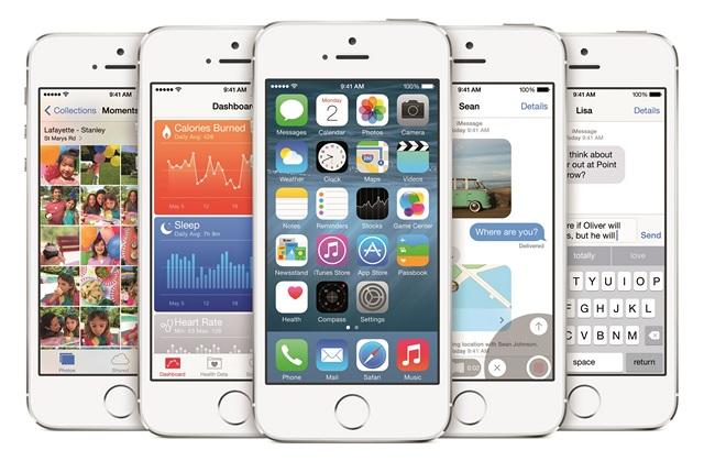 Funciones de iOS-8
