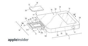 Apple presenta patente para bandeja SIM magnética
