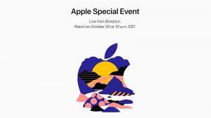 """Apple programa un """"Evento especial"""" el 30 de octubre, esto es lo que se espera que se lance"""