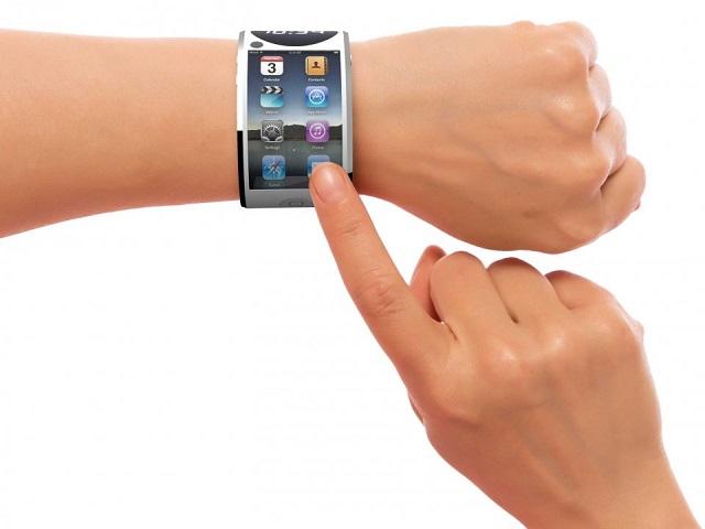 concepto de apple-iwatch