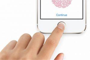 Todos los iPhones y iPads de este año con TouchID [Report]