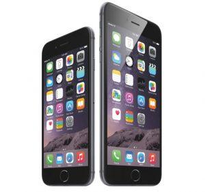 Apple reconoce la 'enfermedad táctil' del iPhone 6 Plus