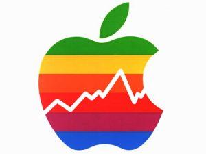 Apple sigue en auge: una sola acción de Apple ahora es más cara que un iPad