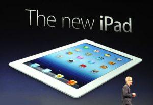 Apple vendió 3 millones de unidades del nuevo iPad en solo 3 días