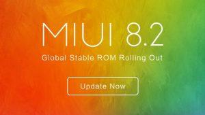 Aquí está la lista de dispositivos Xiaomi que reciben MIUI 8.2 Global Stable ROM