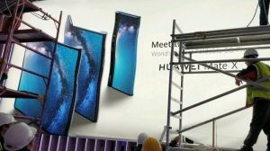 Aquí está nuestro mejor vistazo al teléfono 5G plegable de Huawei: el Mate X