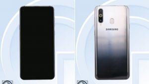 Aquí está nuestro primer y mejor vistazo al Samsung Galaxy A8s con Infinity-O Display y cámaras traseras triples