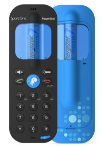 Aquí hay un teléfono que dura 15 años con una sola carga: el XPal SpareOne