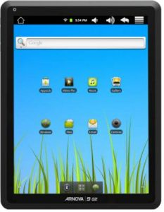 Archos anuncia una tableta de 9,7 pulgadas llamada Arnova 9 G2