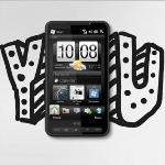 HTC presenta el primer Windows Phone con HTC Sense- HTC HD2