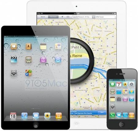Así es como podría verse el iPad Mini de Apple [Mockup]