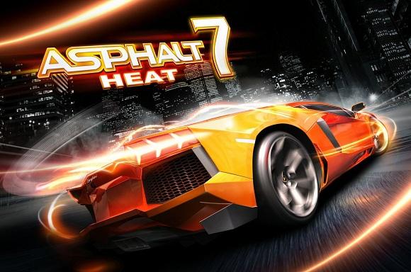 Asphalt 7: Heat ahora disponible para iOS