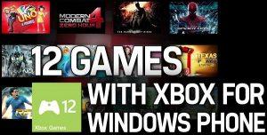 Asphalt 7, NOVA 3 y 10 más juegos de Gameloft llegarán a Windows Phone 8
