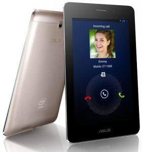 Se anuncia ASUS FonePad con procesador Intel, 3G y llamadas de voz