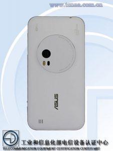 Asus ZenFone Zoom con módulo de zoom óptico 3X visto en TENAA