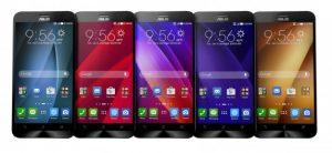 Asus ZenFone 2 64 GB con 4 GB de RAM, precios y disponibilidad revelados