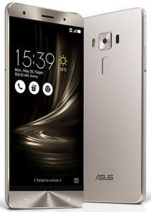 Se presenta la variante Asus Zenfone 3 Deluxe con procesador Snapdragon 821