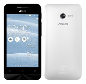 Asus Zenfone 4 asequible teléfono inteligente Android lanzado en India por Rs.  5999