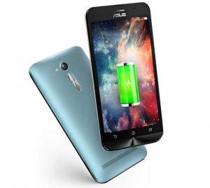 Asus Zenfone Go 5.0 LTE con pantalla HD de 5 pulgadas y soporte 4G VoLTE lanzado para Rs.  8999