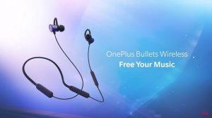 Los auriculares inalámbricos OnePlus Bullets salen a la venta en India a partir del 19 de junio