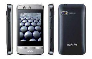 Avatar, la última oferta de Intex es un teléfono 3D Dual-SIM con un precio de Rs.  3.690